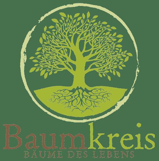 Baumkreis Lebensbaum Geburt Taufe Hochzeit